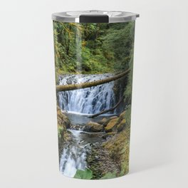 Dutchman Falls - Columbia River Gorge Oregon Travel Mug