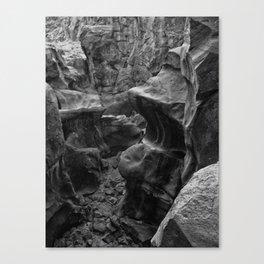 Basalt Canvas Print