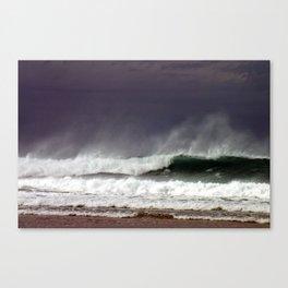 Surf Wave 2 Canvas Print