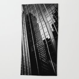 Dark Towers Beach Towel