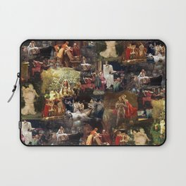 Arthurian Romances Laptop Sleeve