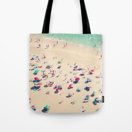 beach summer in love Tote Bag