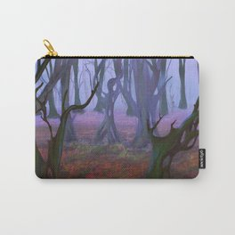 Petrified Willows Carry-All Pouch