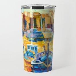 Wharf Travel Mug