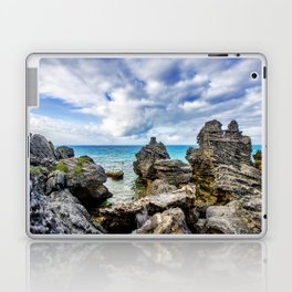 Tobacco Bay Beach, Bermuda Laptop & iPad Skin
