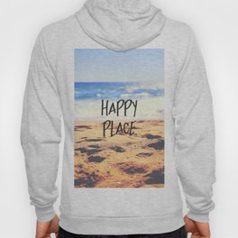 Happy Place Beach Hoody
