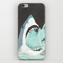 Great White iPhone Skin