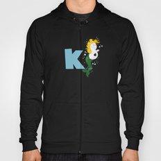 k for kelpie Hoody