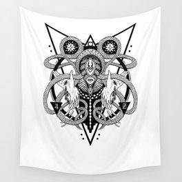 Tin Serpentine Spirit Wall Tapestry