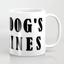 Maddog's Marines  Making America Safe again Coffee Mug