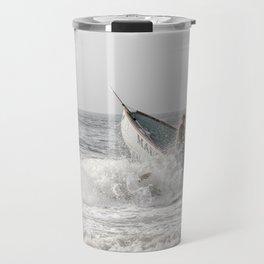 Lifeboat Margate Travel Mug