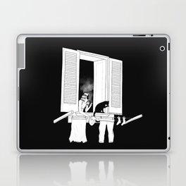 goodnight cigarette Laptop & iPad Skin