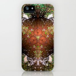 A Call For Calm No 1 iPhone Case