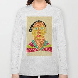 - la dame solaire - Long Sleeve T-shirt