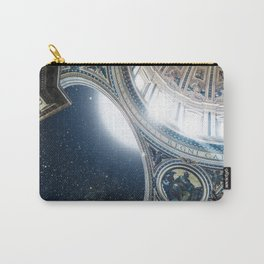 DIVINE PLACE Carry-All Pouch