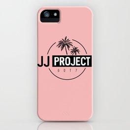 JJ PROJECT iPhone Case