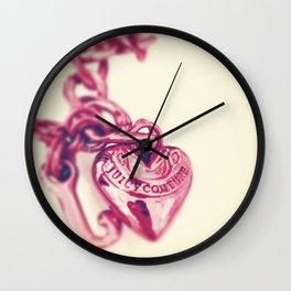 Heart of Juicy Wall Clock