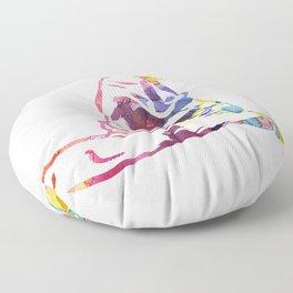 Sorting Hat Floor Pillow