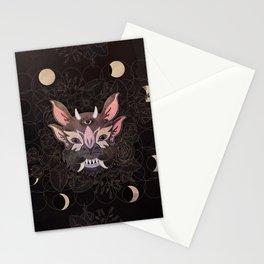 Monstrous beauty pollinator I Stationery Cards