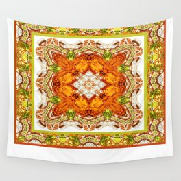 Kaleidoscope No.  29 - Bling Wall Tapestry