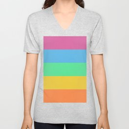 Just colors Unisex V-Neck