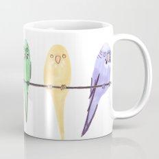 Budgies Coffee Mug