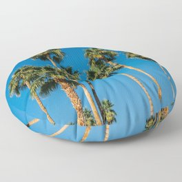Palm Springs Palms IV Floor Pillow