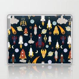 Rockets Laptop & iPad Skin
