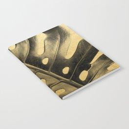 Golden Palms 02 Notebook