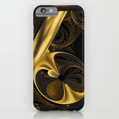 Golden Wheels Slim Case iPhone 6s