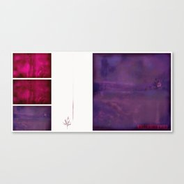New.Old.Wonderful.World 2013 ~ Bright Canvas Print