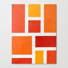 60's Mod Canvas Print