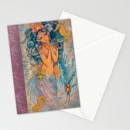Dreamy Mermaid Stationery Cards