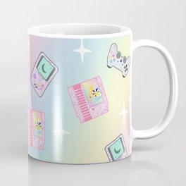 Magical Girl Gaming Rainbow Coffee Mug