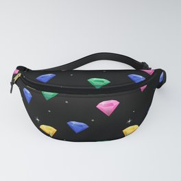 Falling jewelries Fanny Pack