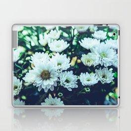 flowers from my backyard Laptop & iPad Skin