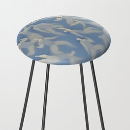 The swimmers Counter Stool