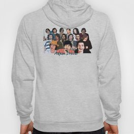 All days Adam Driver Hoody
