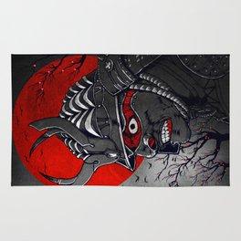Samurai Z Rug
