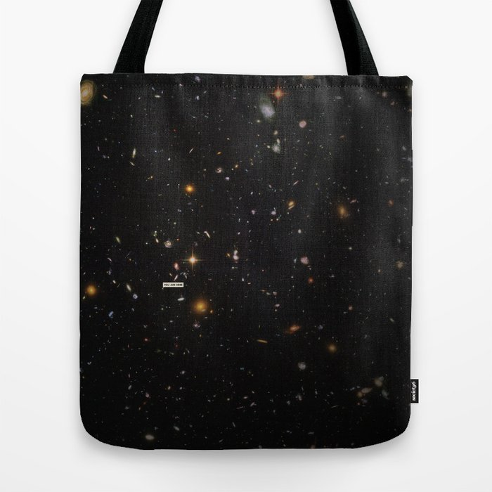 THE UNIVERSE - Space | Time | Stars | Galaxies | Science | Planets | Past | Love | Design Tote Bag