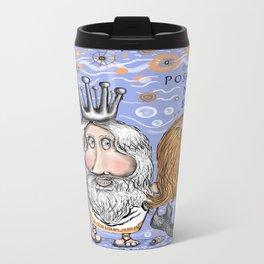 Poseidon's New Mermaid Babe Travel Mug