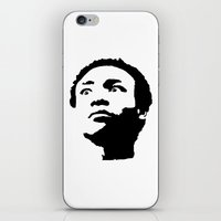 caleb troy iPhone & iPod Skins featuring Greendale Community: Troy Barnes by Catherine