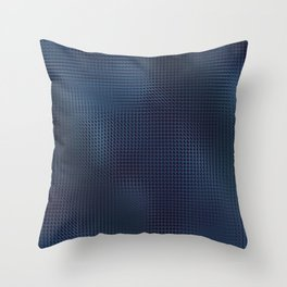 Mostly Midnight Throw Pillow