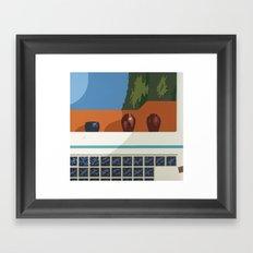 El Rey Alt Framed Art Print