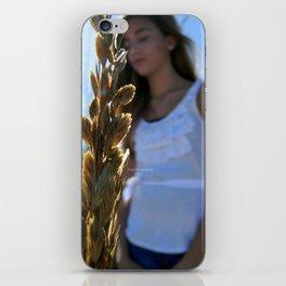 life is a beach. iPhone Skin