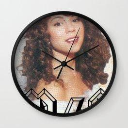 MC WEDDING Wall Clock