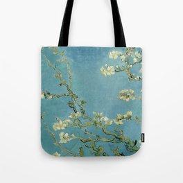 Vincent Van Gogh - Almond Blossoms Tote Bag