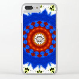 Stank 12 Clear iPhone Case