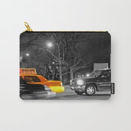 NYC Yellow Cabs Oscar Night - USA Carry-All Pouch