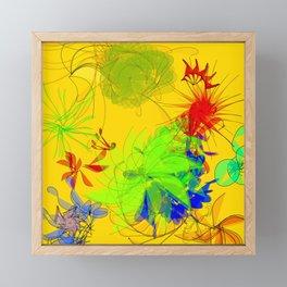 Bird hunting is prohibited: digital artwork 4U Framed Mini Art Print
